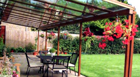 Canopy veranda costs
