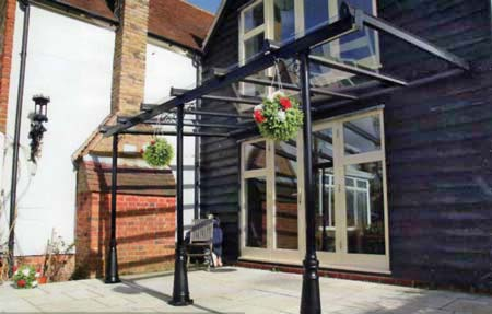 High Wycombe FAQs for canopies and verandas