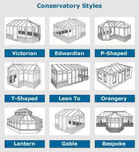 COnservatory Styles in Bucks