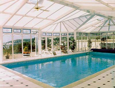 Large Span Conservatory High Wycombe