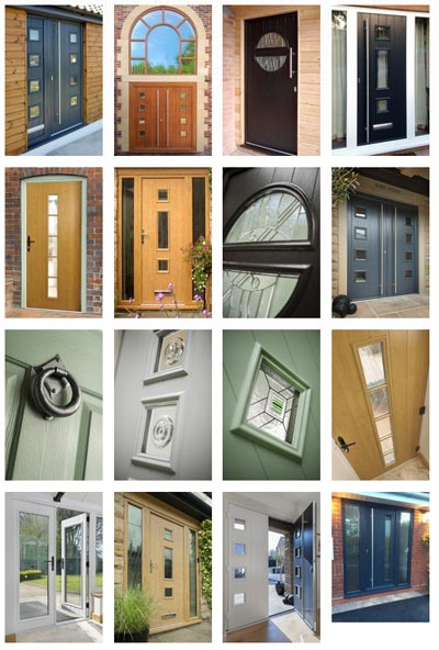 Italia door range from Solidor