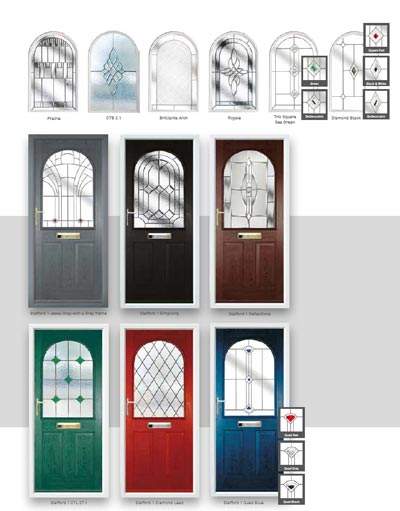 Solidor stafford door range