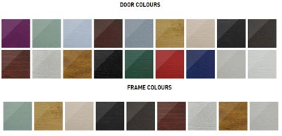 FGrams and door colours