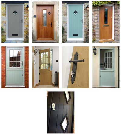 Solidor-flint door and frame range