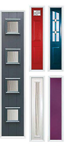 Solidor sidepanels door -range