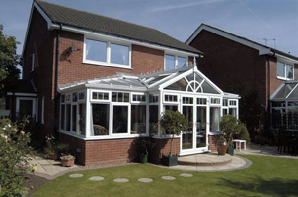 T-Shaped Conservatory High Wycombe Bucks