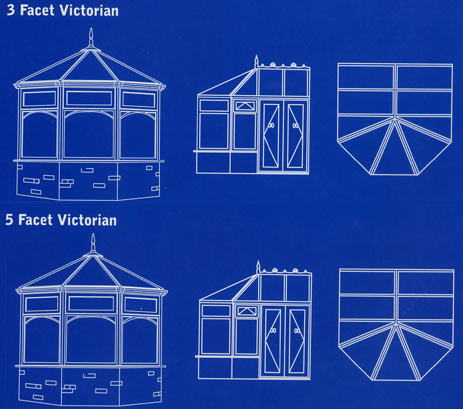Victorian Conservatory outline High Wycombe and Slough