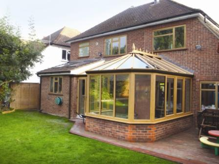 Victorian Conservatory High Wycombe uPVC Beaconsfield